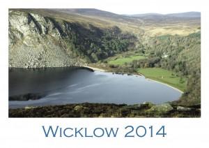 2014 Wicklow calendar front